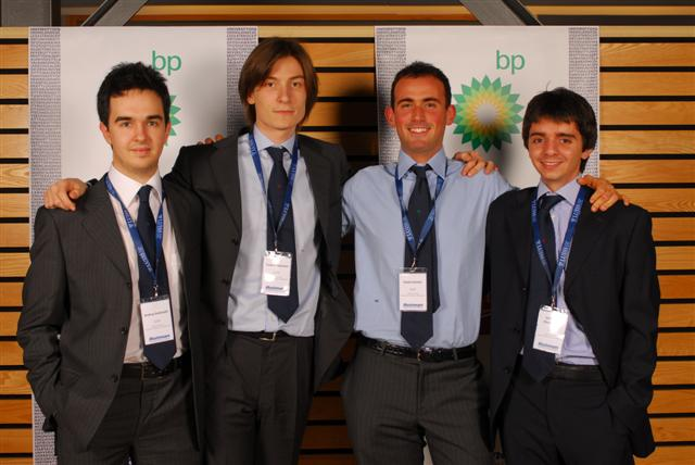 Team LUISS - RITC 2010