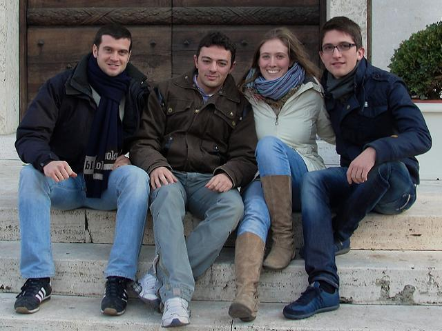 Team LUISS - RITC 2011