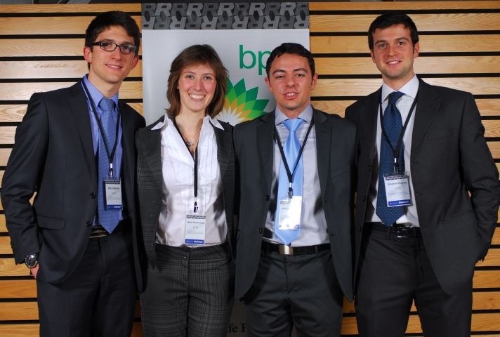 LUISS Blue Team - RITC 2011