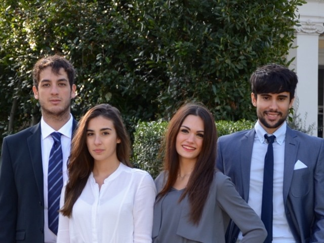 LUISS Blue Team - Rotman European Trading Competition - RETC 2016