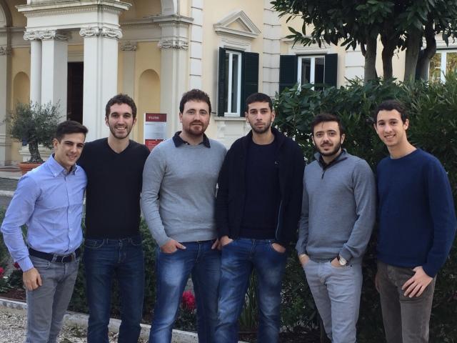 LUISS Blue Team - RITC 2016