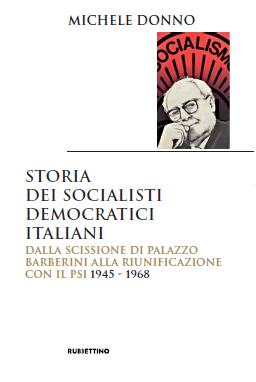 Foto copertina Storia dei socialisti democratici italiani